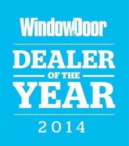 Window & Door Dealer Of Year Logo