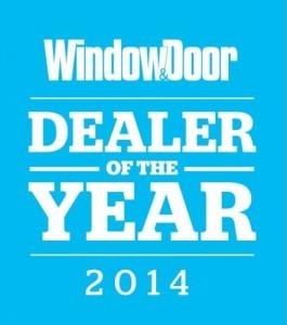 Window & Door Dealer Of Year Logo