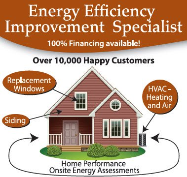 Sacramento Energy Efficient Improvement Specialist