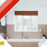 Window Treatment Inspirations for a Modern Bathroom